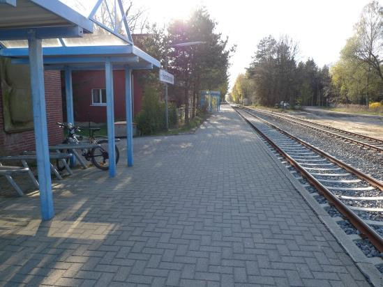 picture of the station